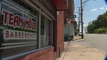 Today, the Hill still has several locally-owned small businesses, but it's a far cry from the old days.