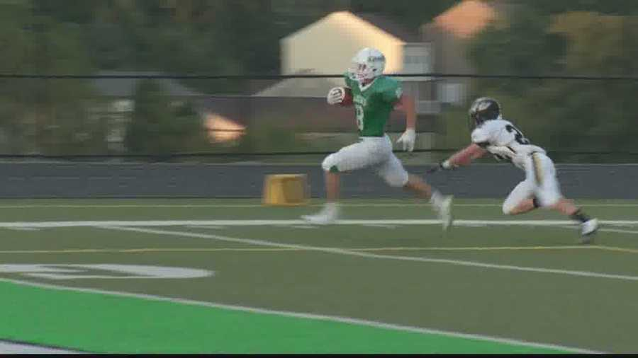 South Fayette 51, Keystone Oaks 7
