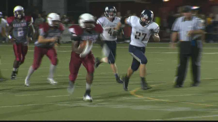 Ambridge 49, Hopewell 28