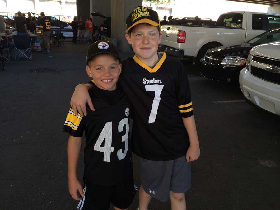 Steelers have fans of all ages
