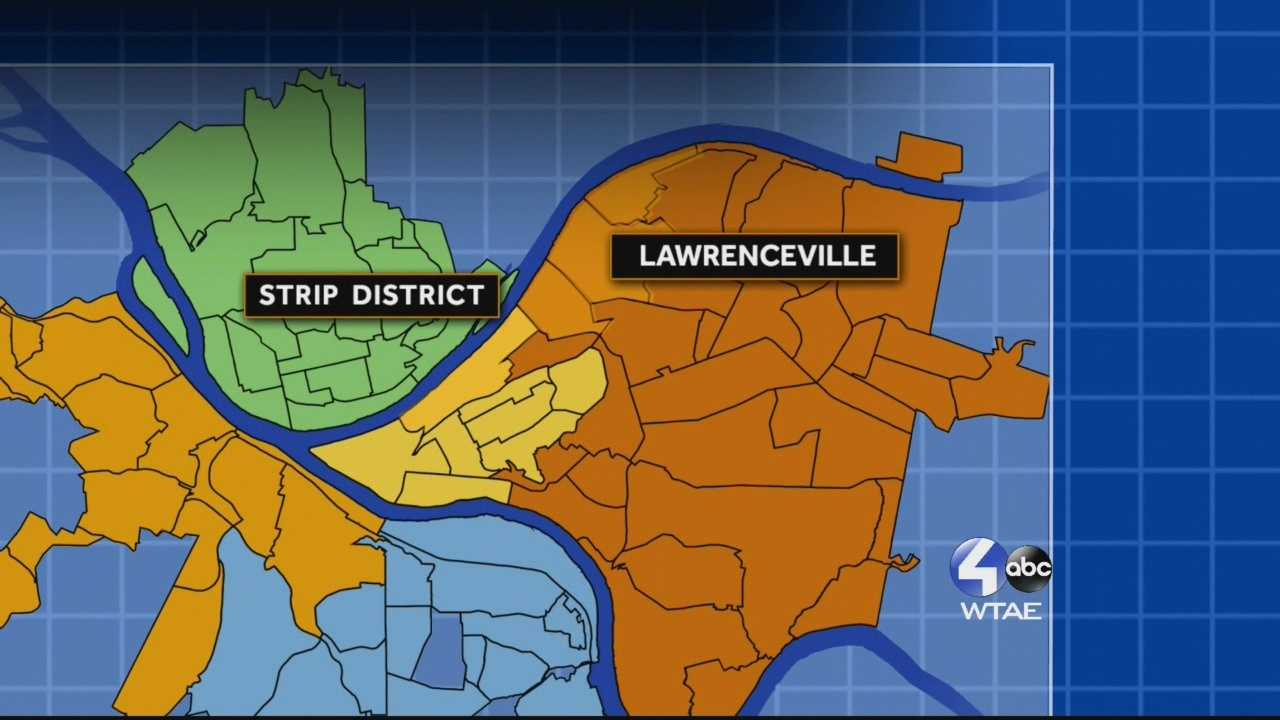 WTAE's Sally Wiggin takes to a part of Pittsburgh where for more than an hundred years, Lawrenceville and the Strip District were known as hard working,  blue collar sections of the city. Now they attract young professionals&#x3B; because of the very character and culture that are a part of their history...