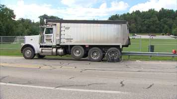 The accident happened on Sardis Road, near Crowfoot Road, less than a mile from the Murrysville Municipal Building.