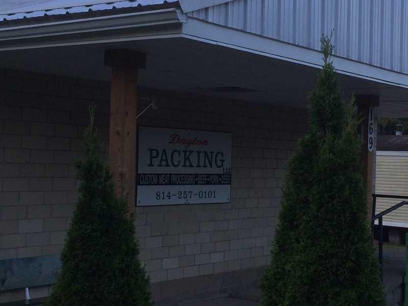 Dayton Packing Plant