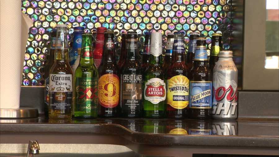 It will also be the first Cinemark theater to offer beer, wine and frozen cocktail options.
