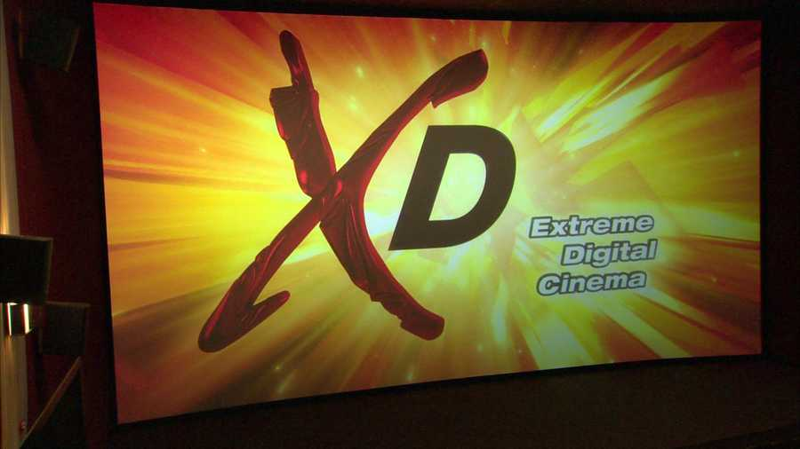 The theater will be the second in the market to feature Cinemark's NextGen cinema design concept.