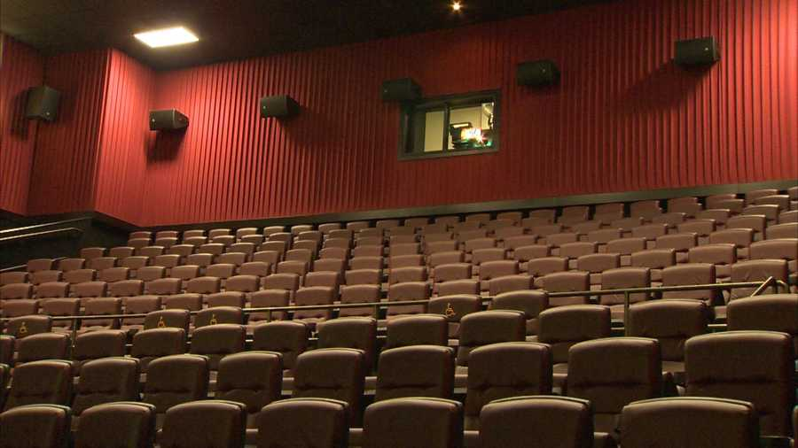 The Theater Will Showcase Large Wall To And Floor