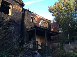 Neighbors say the homes were rented by mostly college students, and that the owner of the house where the fire began renovated it a few years ago.