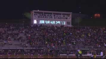 Warrior Stadium at Penn-Trafford High School