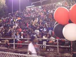 Aliquippa fans