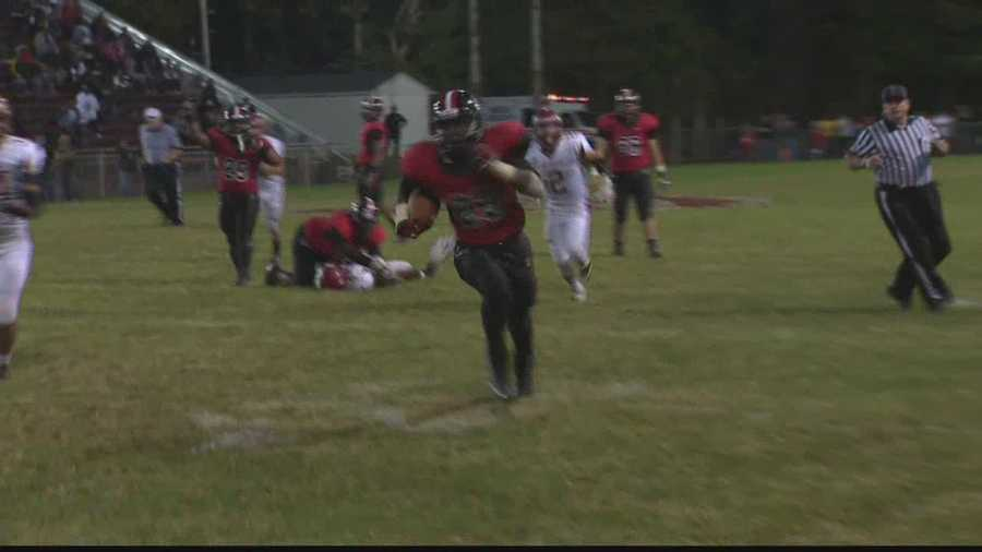 Aliquippa 55 New Brighton 14