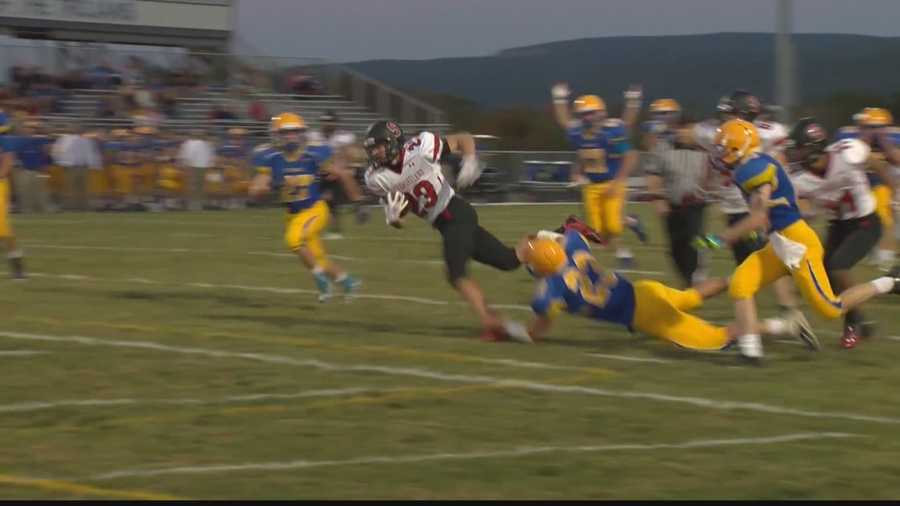 Southmoreland 27, Derry Area 14