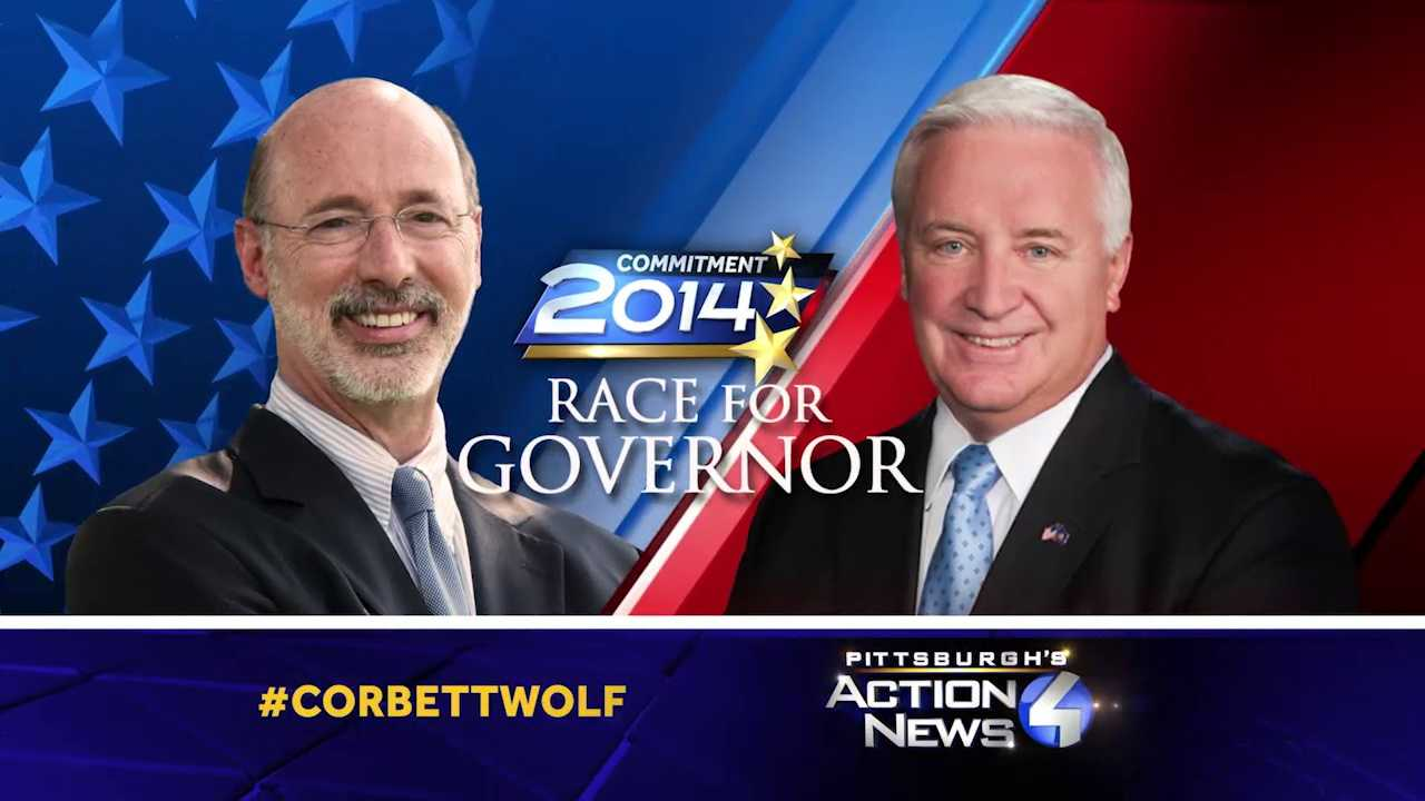 WTAE Channel 4 has partnered with The League of Women Voters of Pennsylvania to host the final gubernatorial debate between the incumbent Republican Tom Corbett and Democratic challenger Tom Wolf on Wednesday, October 8th.