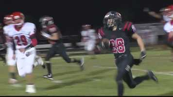Ligonier Valley 28, Saltsburg 8