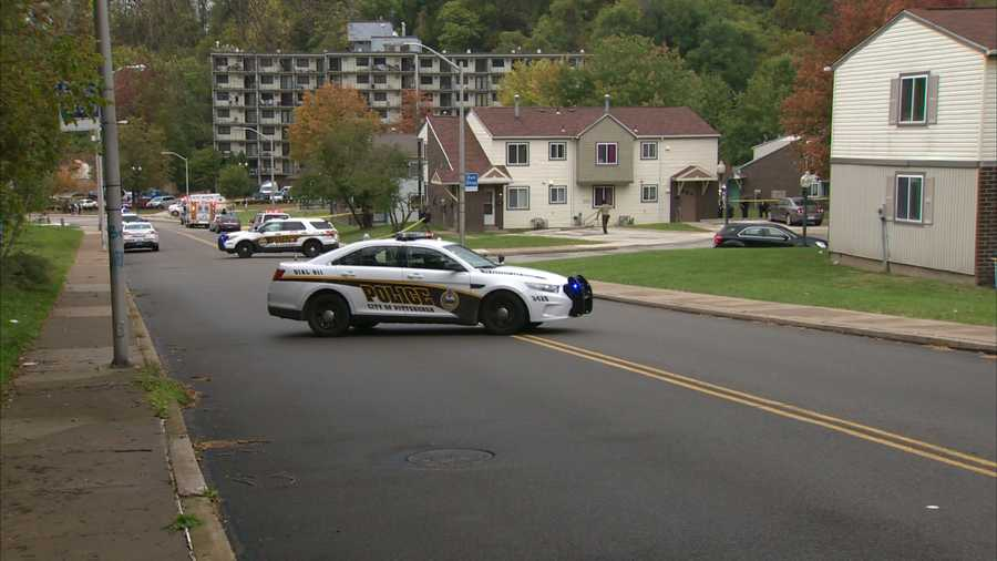 A double shooting in a residential area of Glen Hazel left one person dead Monday morning.