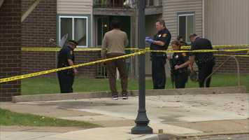 The victims of the Glen Hazel shooting have not been identified yet.