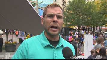 Here's Pittsburgh Dad. Because you can't try set a world record in Pittsburgh without Pittsburgh Dad.