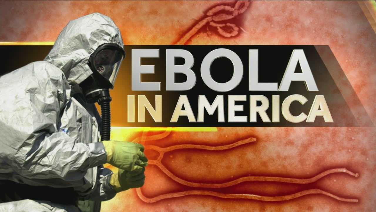 Pittsburgh's Action News 4's Courtney Fischer has the latest on the Ebola case and quarantines that are occurring in Akron, Ohio.