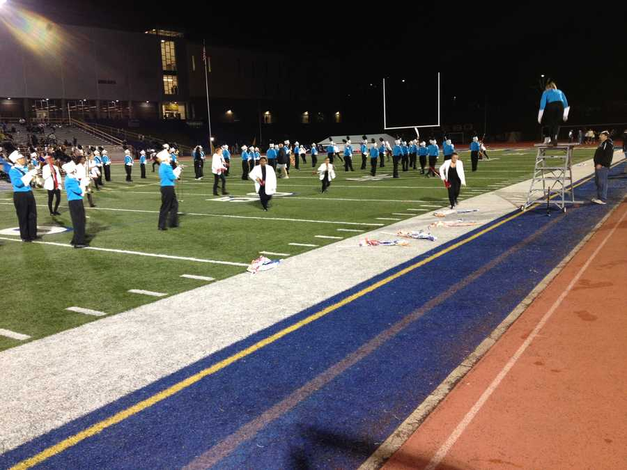 Woodland Hills Band