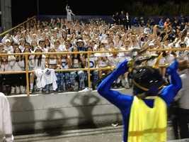 Mt. Lebanon fans