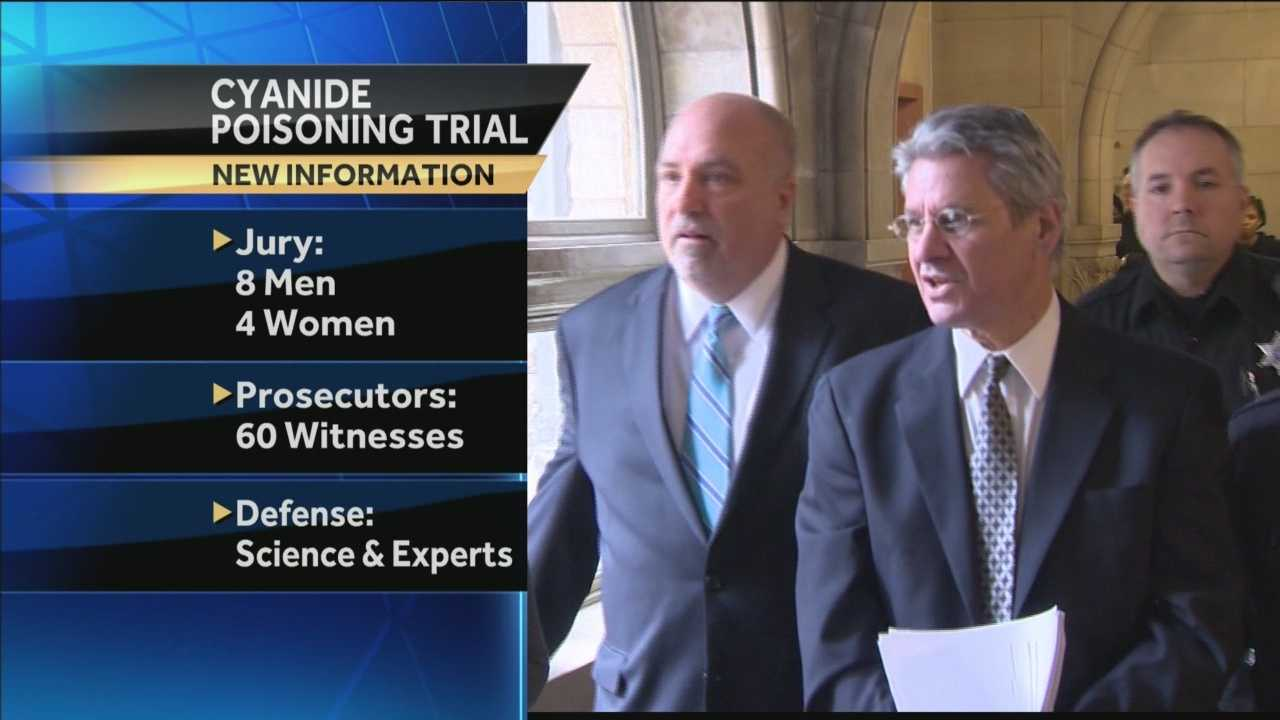 Pittsburgh's Action News 4's Marcie Cipriani has the latest on pending trial of Dr. Robert Ferrante in connection to the death of his wife.