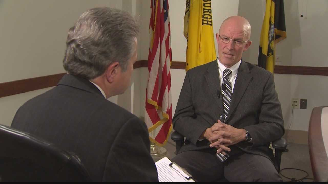 Pittsburgh's Action News 4's Bob Mayo sits down for an Exclusive one on one interview with Pittsburgh new Police Chief, Cameron McLay.