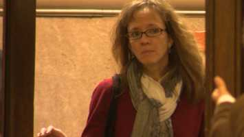 Sharon King, a cousin of Autumn Klein, testified in the trial of Klein's husband, Robert Ferrante.