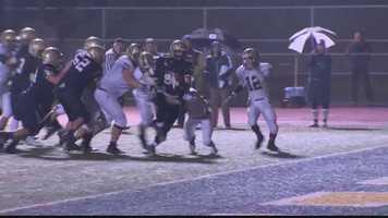 Franklin Regional beats Belle Vernon 20-0 in Operation Football's Game of the Week in Murrysville.