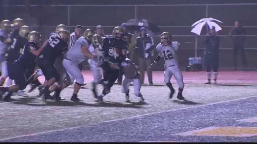 Franklin Regional beats Belle Vernon 20-0 in Operation Football's Game of the Week in Murrysville.