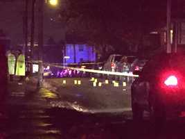 Diondre Dozier, 17, died after being found shot on Glenmawar Avenue in Sheraden. Another person's body was found on Zephyr Avenue later in the morning.