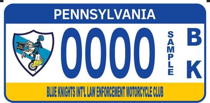 Blue Knights International Law Enforcement Motorcycle Club