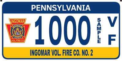 Ingomar Volunteer Fire Company No. 2