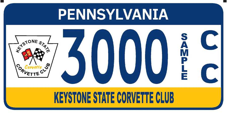 Keystone State Corvette Club