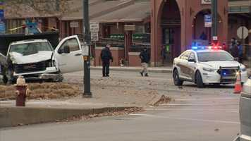 Deadly accident on East Carson Street at Smithfield Street Bridge