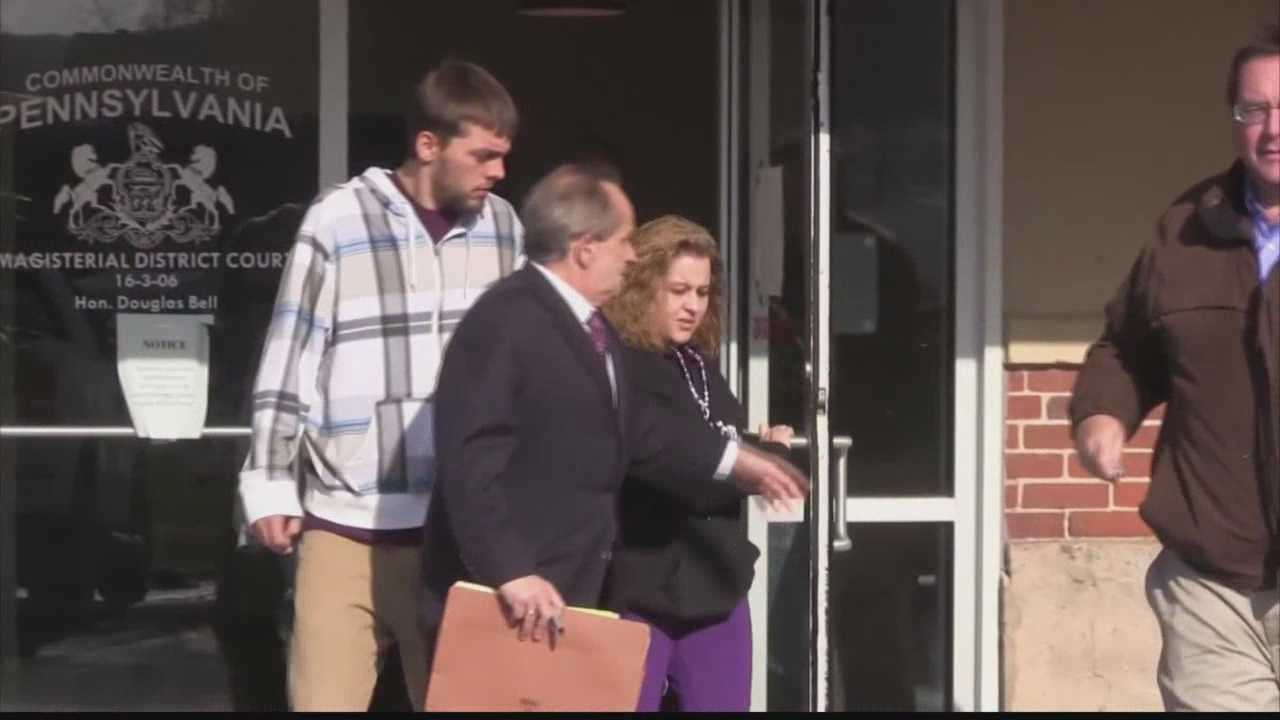 Bradley Felker and Stacy Felker waived a preliminary hearing.