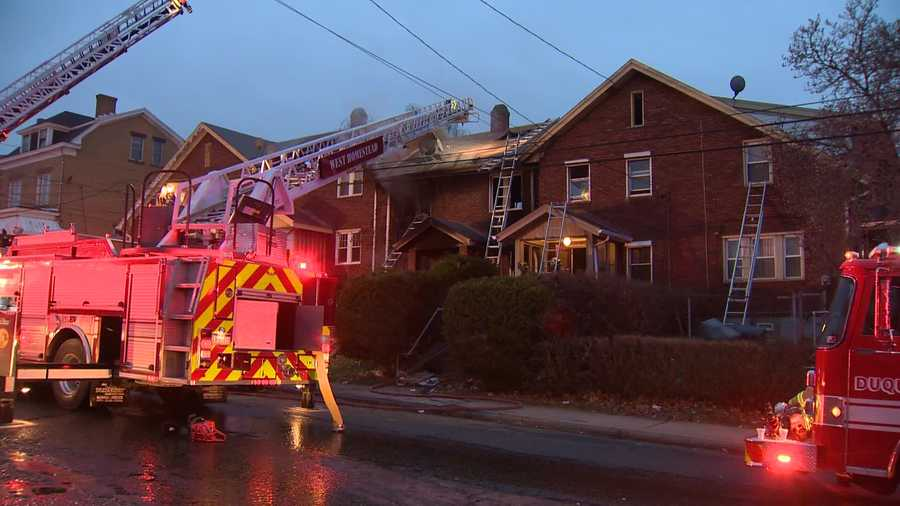 A Homestead family's home was gutted by fire one day before Thanksgiving.
