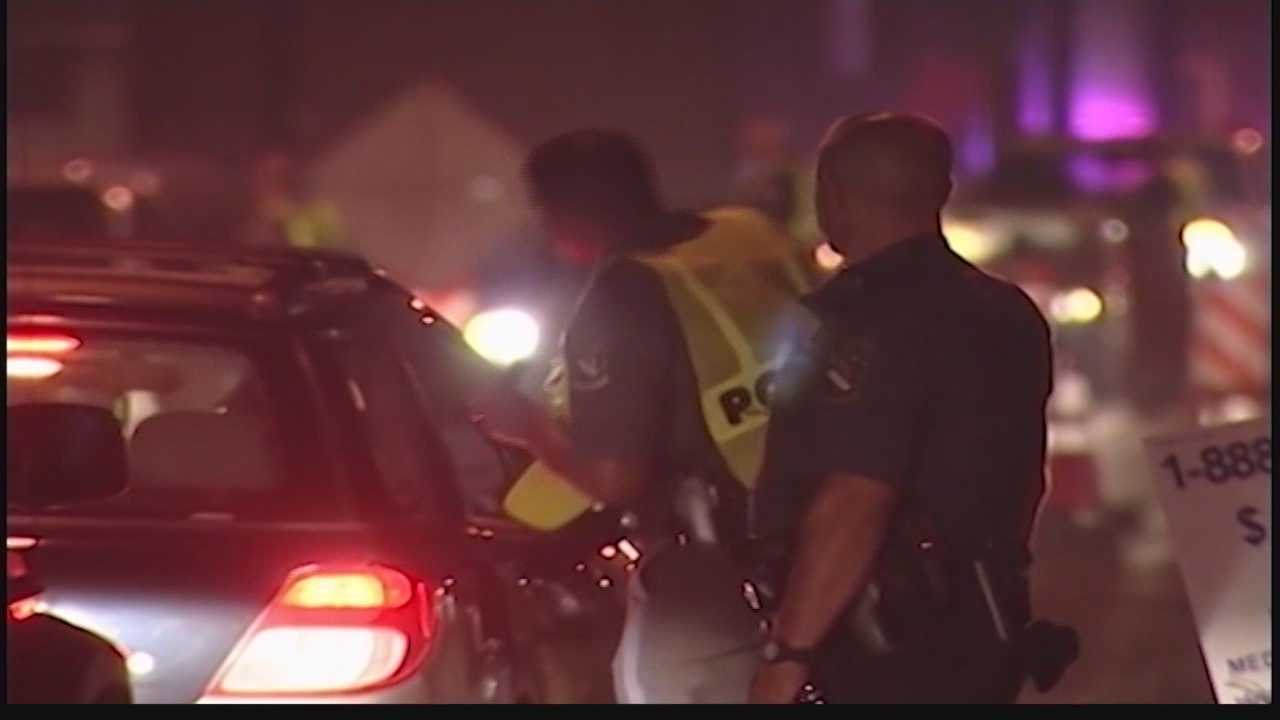 DUI checkpoint drinking and driving