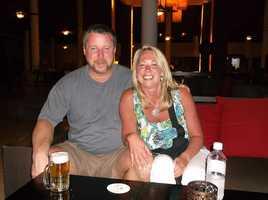Mark McDade and Leanne McDade