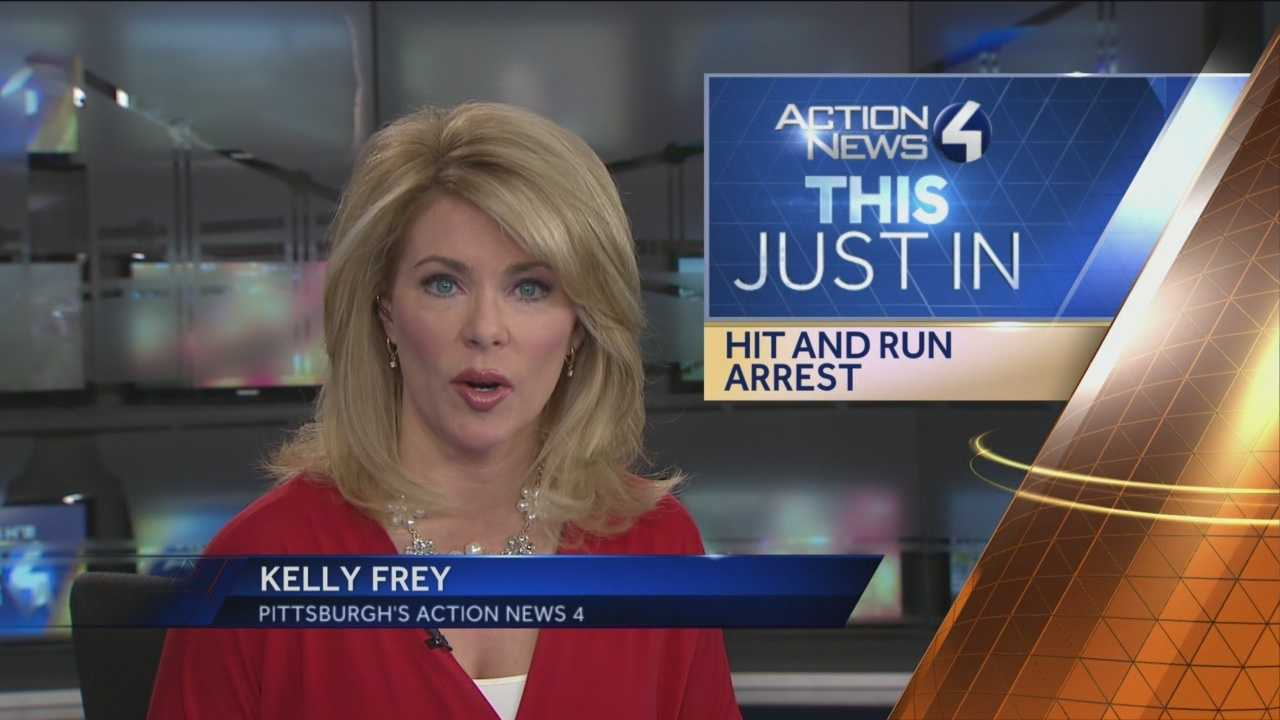 Pittsburgh's Action News 4 's Kelly Frey reports on the arrest made in the Hit and Run incident in McKeepsort of 82 year old women.