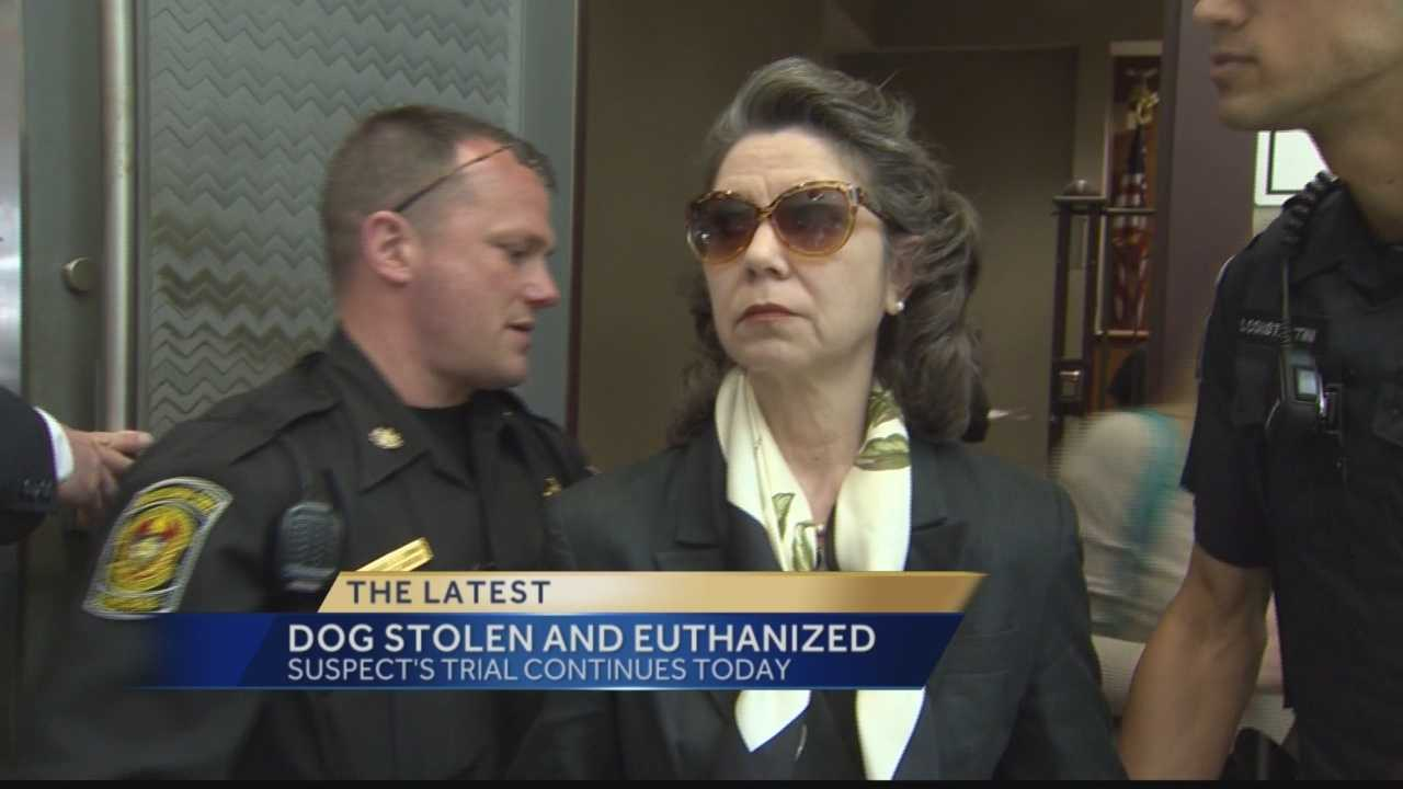 Pittsburgh's Action News 4's Kelly Frey has the latest on the trial of woman accused of stealing and euthanizing her terminally ill neighbor's dog.