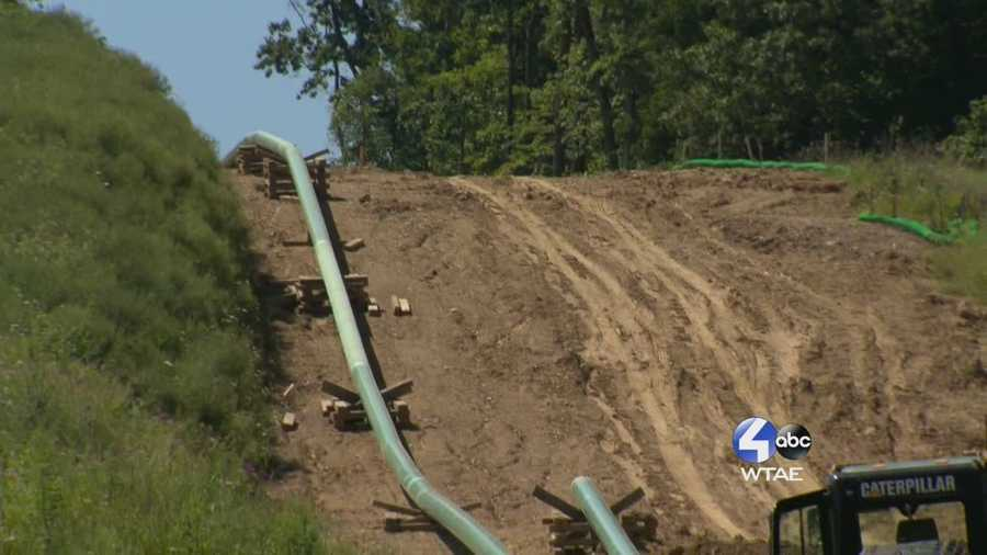 "Chronicle's Paul Van Osdol speaks with property owners and the natural gas industry over the on-going battle over the use of  Eminent Domain to take private property to build pipelines&#x3B; we show you both sides of the debate with ""Pipelines Across America""."