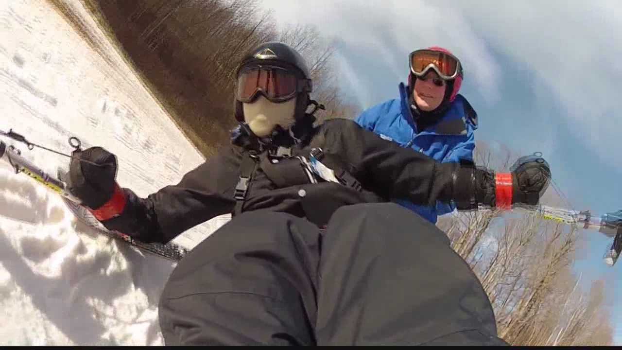Photojournalist Terry Connell takes us to Hidden Mountain Ski Resort in Somerset County where a group of disabled skiers took to the slopes to kick off the new year with help from Three Rivers Adaptive Sports from Pittsburgh.