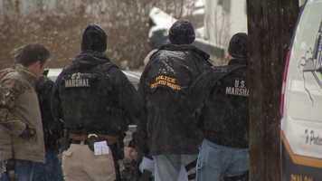 U.S. Marshals Western Pennsylvania Fugitive Task Force