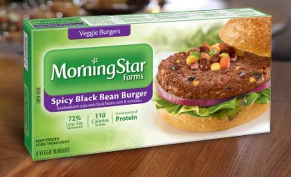 Morningstar Farms Garden Veggie Patties Nutrition Best