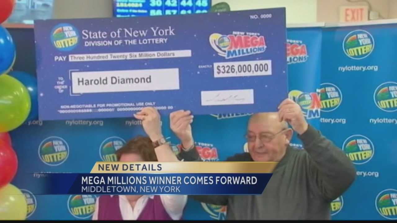 Pittsburgh's Action News 4's Michelle Wright has the news that the winner of a Mega Millions have come forward to claim the $326 million dollar prize in Middletown and how they discovered that they had won.