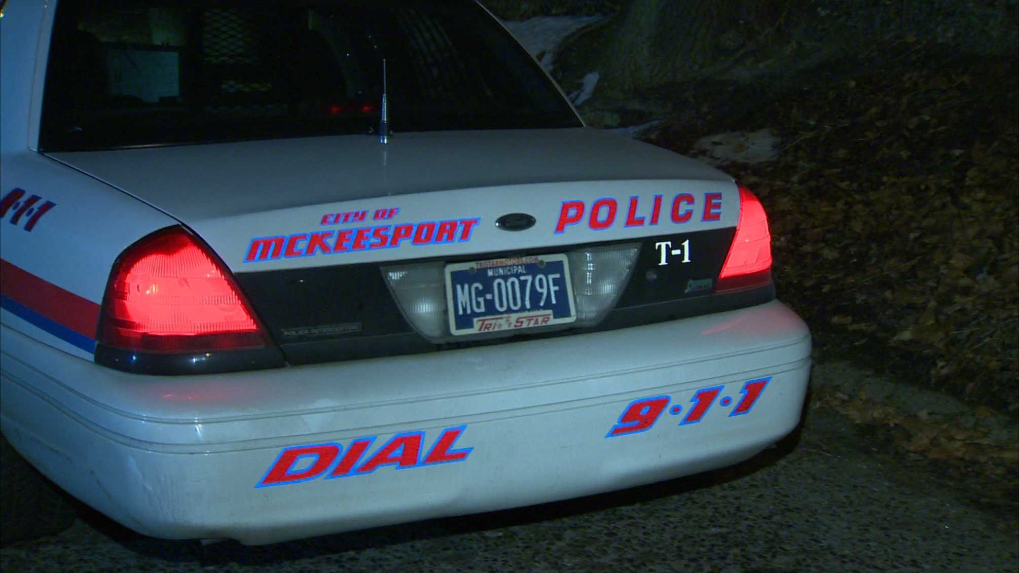 McKeesport police confirm one person was shot overnight in McKeesport.