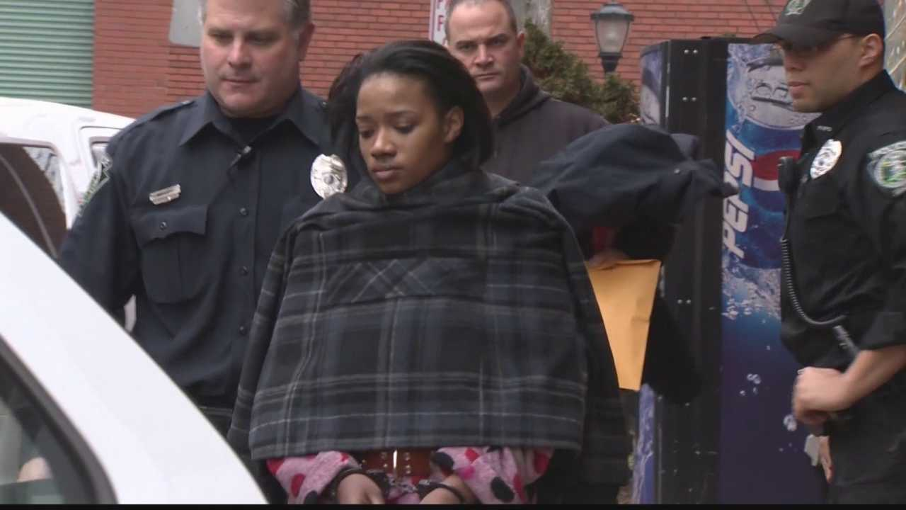 Police made an arrest in the fire in a three-story apartment building in Chalfant.