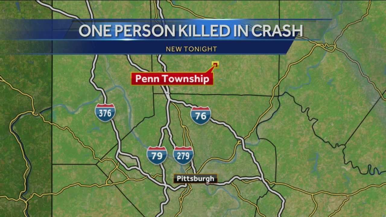 One person is dead following a two-car accident in Butler County along Route 8.