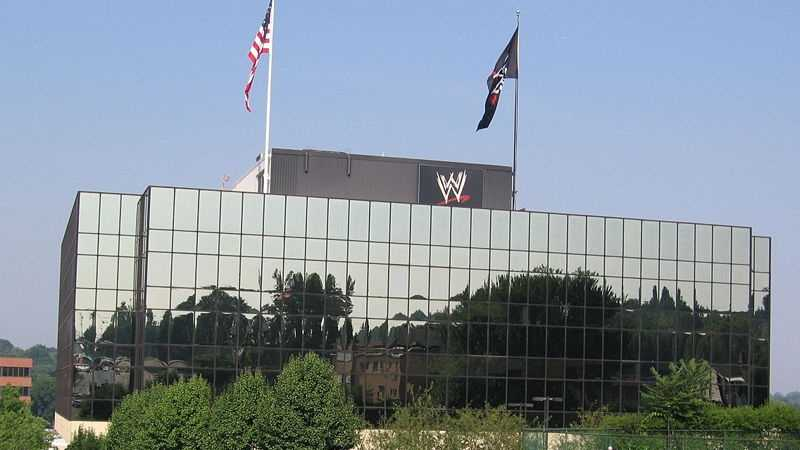 The headquarters of World Wrestling Entertainment