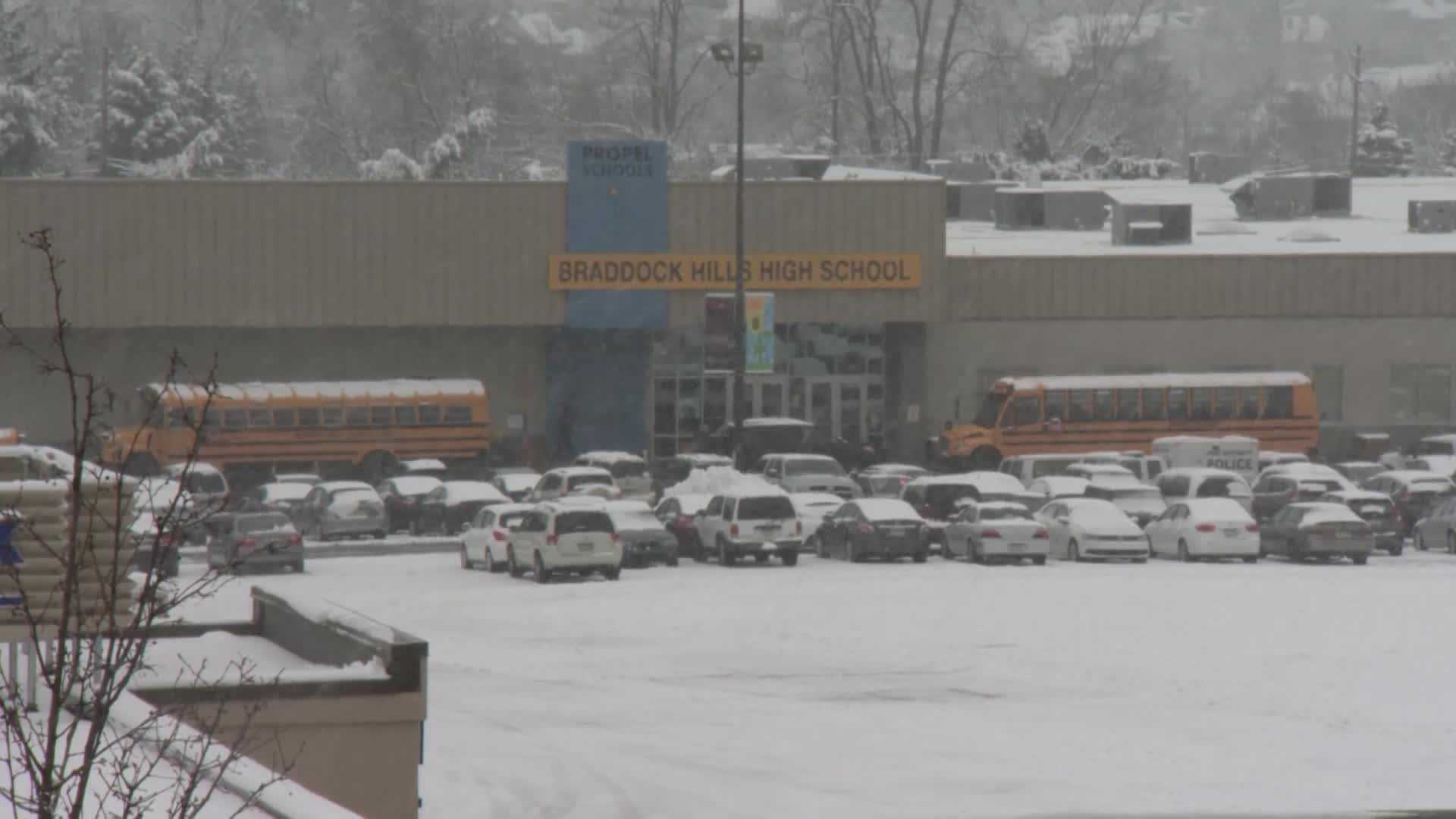 Propel Braddock Hills High School