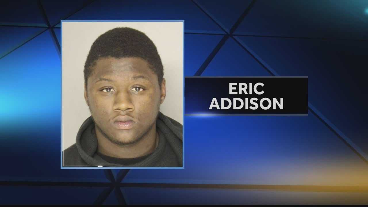 Jabbar Fridia was gunned down in an SUV in Hazelwood in 2011&#x3B;  Eighteen-year-old Eric Addison is now charged as an adult as the gunman.